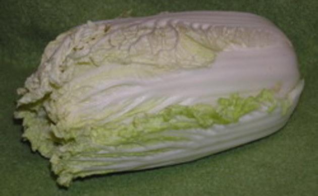 <b>Chinakohl - <i>Brassica rapa ssp. pekinensis</i></b>